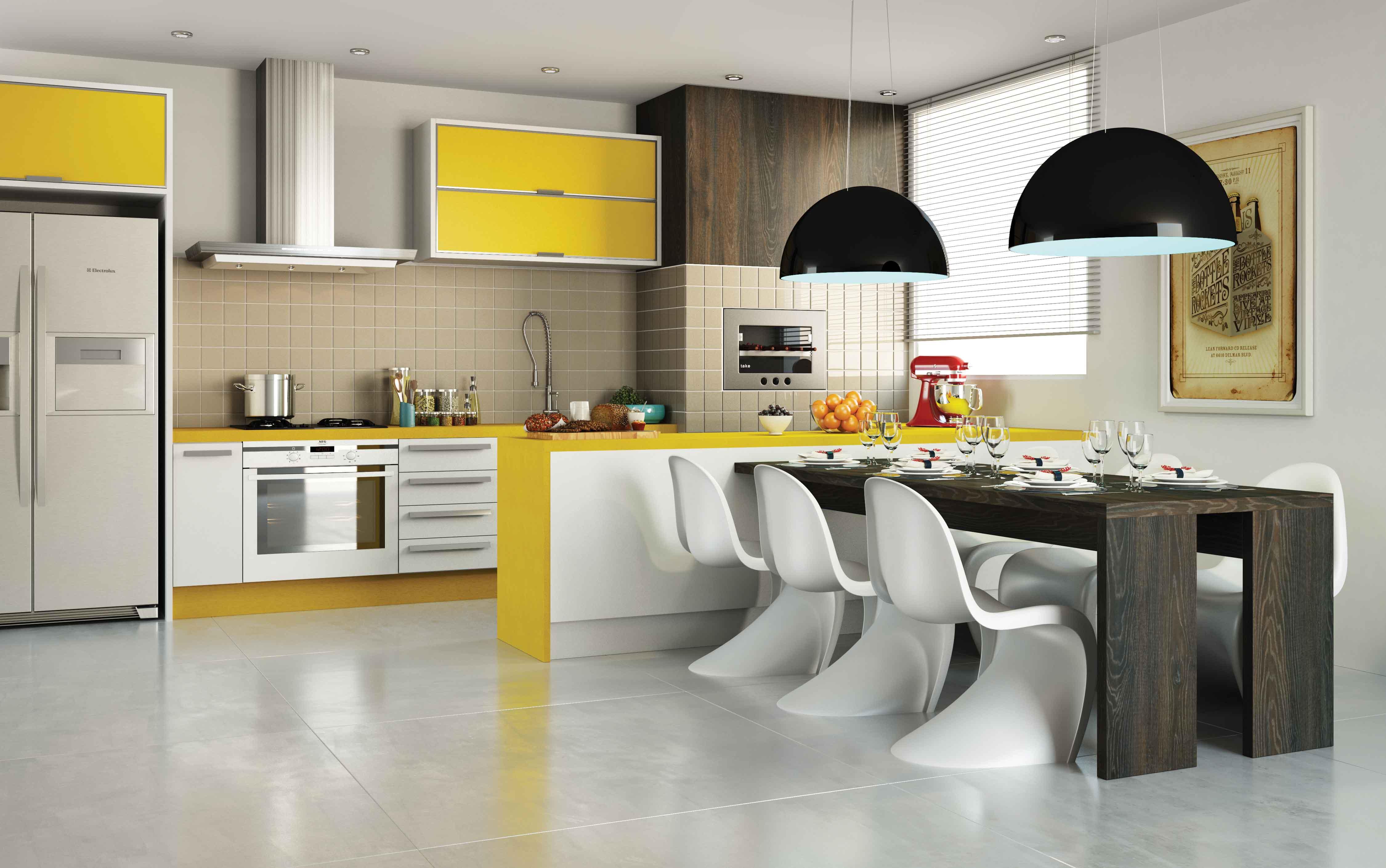 Cozinha Moderna Sofisticasa
